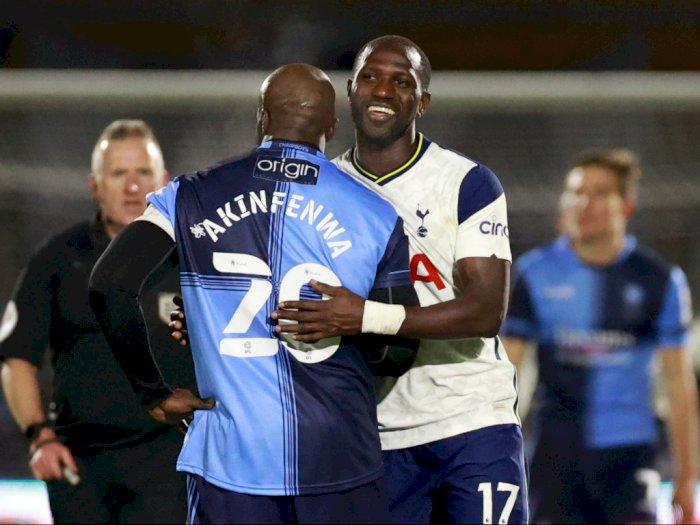 FOTO: Piala FA, Wycombe vs Tottenham 1-4, Spurs Melawan Everton di 16 Besar