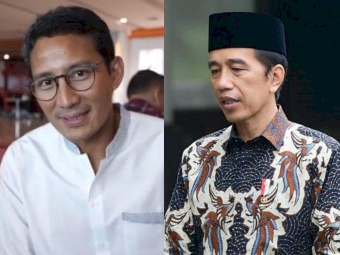 Gerakan Wakaf Ala Jokowi, Sandiaga Uno: Diharap Dapat Membantu Ringankan Beban Masyarakat