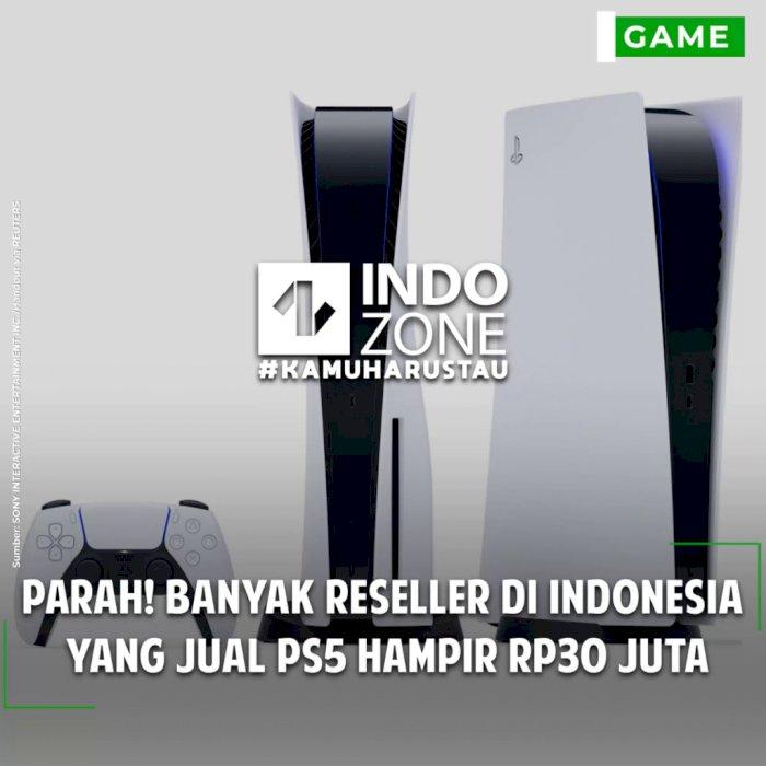 Parah! Banyak Reseller di Indonesia Yang Jual PS5 Hampir Rp30 Juta
