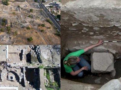 Arkeolog Temukan Masjid Tertua di Israel, Diduga Dibangun Sahabat Nabi Muhammad
