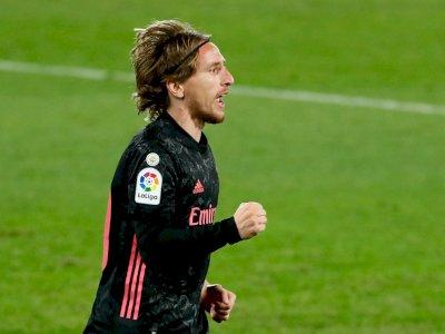 Luka Modric Dipastikan Menetap di Real Madrid, Bakal Teken Kontrak Baru 1 Tahun