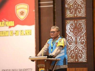 Seleksi Penerimaan Anggota Polri, Kapolda Sumut: Saya Titip Institusi Ini ke Tangan Kamu