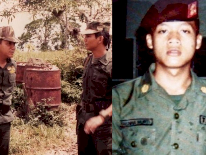 POPULER: Foto Lawas Prabowo saat Jadi Bawahan Hendropriyono dan Foto Lawas Khrisna Murti