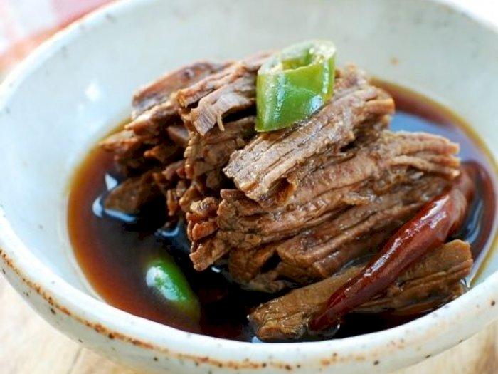 Resep Jangjorim, Olahan Daging Sapi Ala Korea