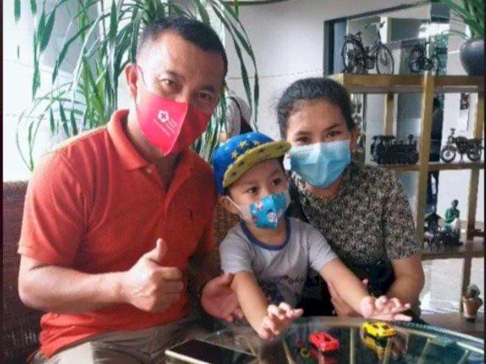Sempat Viral Nangis di Bandara Supadio, Yaman Zai Ikhlas Lepas Kepergian Istri dan 3 Anak