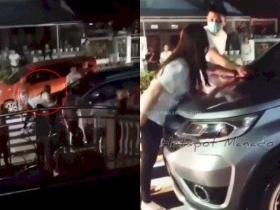 Viral Anggota DPRD Sulut Diduga Kepergok Selingkuh, Istrinya Sampai Naik ke Kap Mobil
