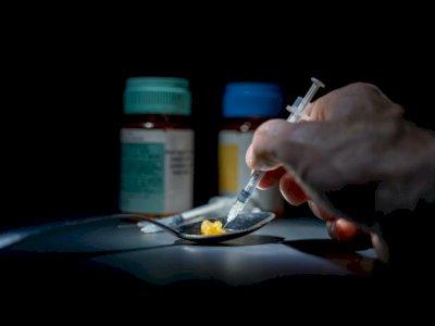 P-Flouro Fori, Narkoba Jenis Baru yang Dipakai Syiva Angel
