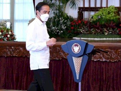 Presiden Jokowi: Vaksin adalah Ikhtiar, Disiplin Kita Penentunya!