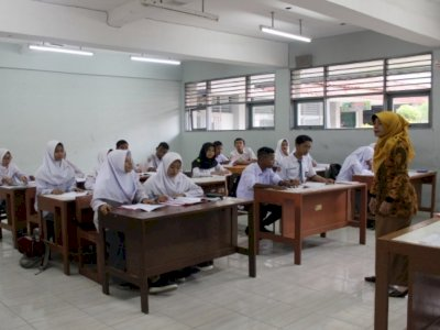 MUI Sumbar: Isu Siswi Nonmuslim di Padang Wajib Berjilbab Terlalu Dibesarkan-besarkan