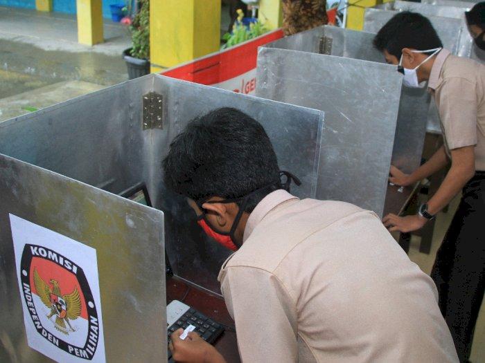 Draf Revisi UU Pemilu Atur Pelaksanaan Pilkada, Begini Penjelasan Pimpinan Komisi II DPR