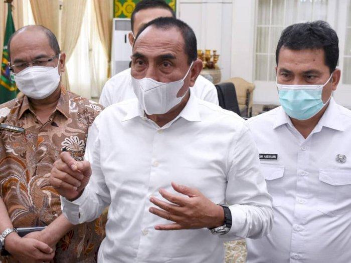 Tewaskan 5 Warga Madina, Gubernur Edy Kirim Tim Untuk Cek Pipa Gas PLTP yang Bocor