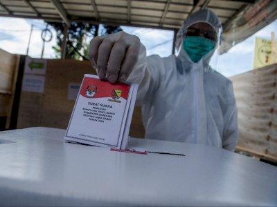 "Draf RUU Larang Eks HTI Ikut Pemilu untuk ""Paksa"" Pengakuan Ideologi Pancasila"