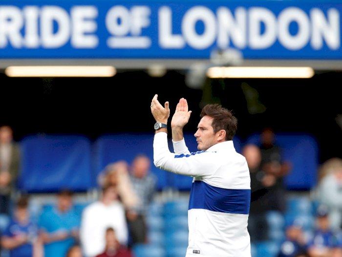 Dipecat Chelsea, Lampard: Saya Kecewa Tapi Semoga Klub Sukses di Masa Depan