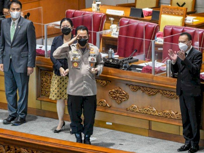 Komisi III DPR: Pembentukan PAM Swakarsa Harus Belajar dari Masa Lalu