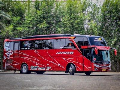 Intip Koleksi Bus Mewah Juragan 99 Malang, Merek Ternama Dunia Seharga Miliaran Rupiah