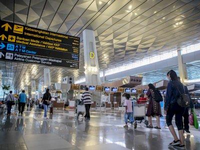 Kemenhub Perpanjang Protokol Kesehatan, Simak Aturan Naik Pesawat yang #KAMUHARUSTAU
