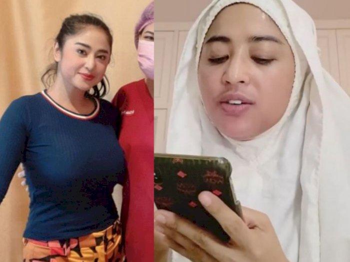 Heboh Soal Hadis, Dewi Perssik Unggah Video Ngaji, 'Saya Pagi Goyang Malamnya Kajian'