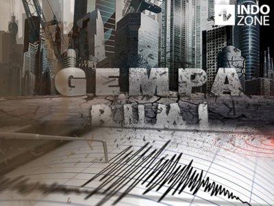 Lampung Diguncang Gempa Magnitudo 5,4, BMKG: Tidak Berpotensi Tsunami