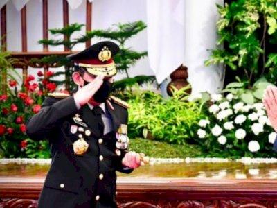 Kapolri Baru Jenderal Listyo Sigit Puji Idham Azis Bagai Elang, 'Senior yang Saya Kagumi'