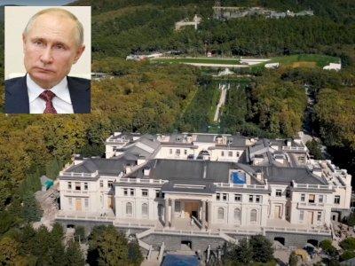 Mengintip Isi Istana Mewah Presiden Putin, Ada Kasino Sampai Panggung Striptis