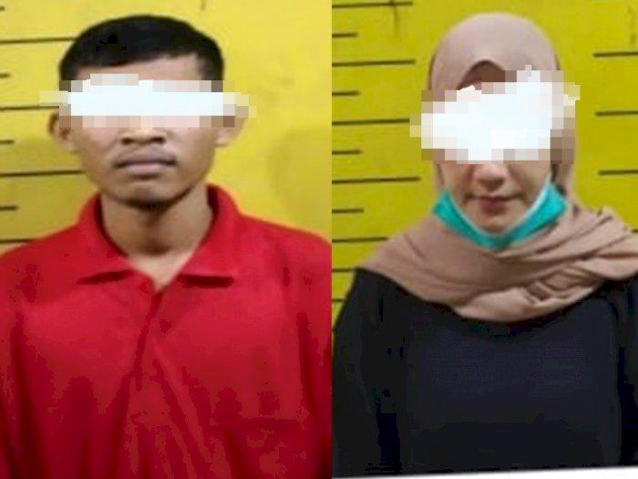 Polisi Tangkap Pacar Korban Terkait Kasus Penyiraman Air Keras Pria di Deli Serdang