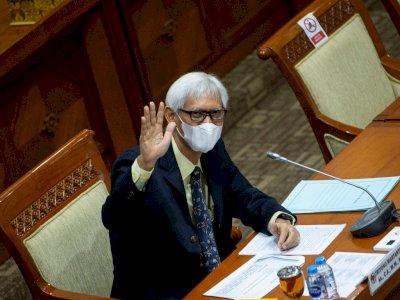 Makalah Calon Hakim Agung Diduga Plagiat saat Fit and Proper Test di DPR