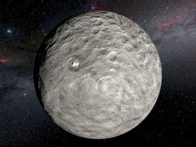 Wow, Planet Katai atau Ceres Disebut-sebut Sebagai Rumah Masa Depan Manusia