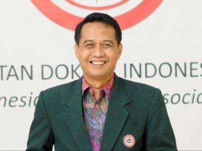 Jangan Takut untuk Divaksin Corona, Ini Kata Ketua IDI pada Tenaga Kesehatan