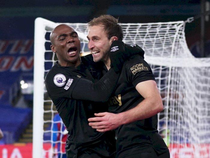 FOTO: Liga Inggris, Crystal Palace Ditundukkan 2-3 Oleh West Ham