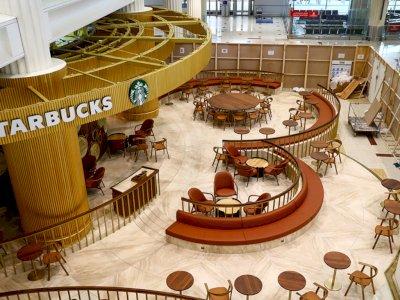 Penjualan Starbucks Alami Penurunan di Tengah Covid-19, Akibatkan Beberapa Gerai Ditutup
