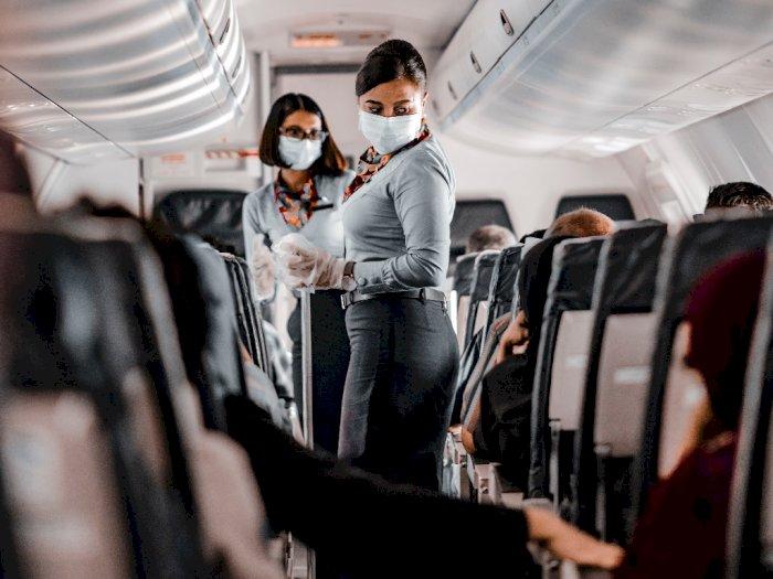 Penerapan Protokol Kesehatan Diperpanjang, Kemenhub Rilis Aturan Baru Transportasi Udara