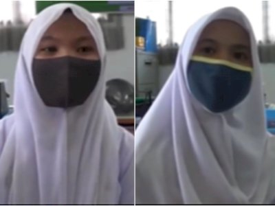 Suara Bergetar, Siswi Kristen di Padang Ungkap Rindu Tak Pakai Jilbab, Terpaksa Sejak SD