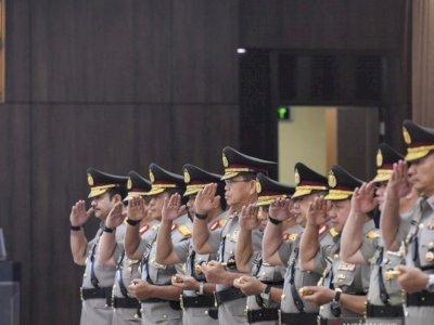 Inilah Jenjang Pangkat Polisi Republik Indonesia dari Terendah Hingga Tertinggi