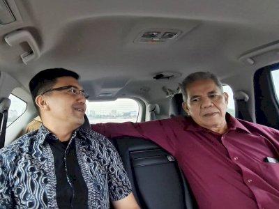 Diajak Jalan-jalan, Sahrul Gunawan Senang Dengar Ayahnya Cerita Sinetron 'Ikatan Cinta'