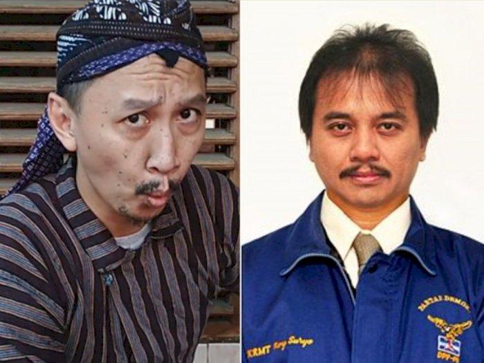 Ambroncius Ditangkap Polisi, Roy Suryo Minta Abu Janda Ditindak Akibat Ujaran Kebencian