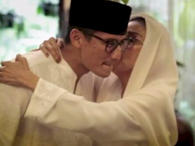 Inna Lillahi, Kabar Duka Datang dari Sandiaga Uno: Semoga Amal Pak Mud Diterima Allah