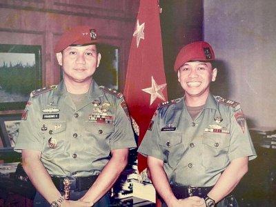 Potret Lawas Prabowo Tahun 1997 Bikin Pangling, Netizen Salah Fokus dengan Senyumannya