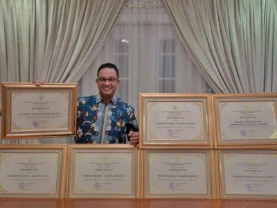 Diminta Mundur oleh Kader Gerindra, PKS: Pak Anies Baswedan Banyak Prestasinya