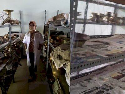 Gawat! Ratusan Benda Antik Museum Sultra Dicuri, Pegawai Geram, 'Maling Tak Berakhlak'