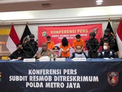 Polisi Ciduk Sindikat Ganjal ATM yang Didalangi Sejoli, Keuntungannya Hampir Rp100 Juta