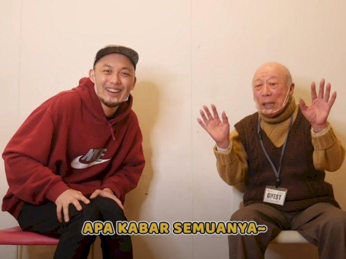 Shigeo Tokuda Aka Kakek Sugiono Legendaris Sapa Publik Indonesia: Apa Kabar Semuanya?
