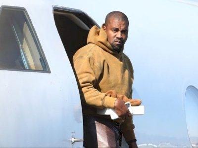 Kanye West Jalani Hari untuk Pertama Kalinya Tanpa Kim Kardashian di Tengah Isu Perceraian