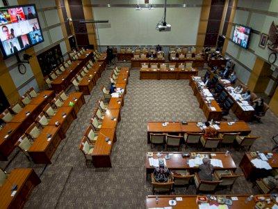 DPR Setujui Tiga Calon Hakim Ad Hoc Mahkamah Agung