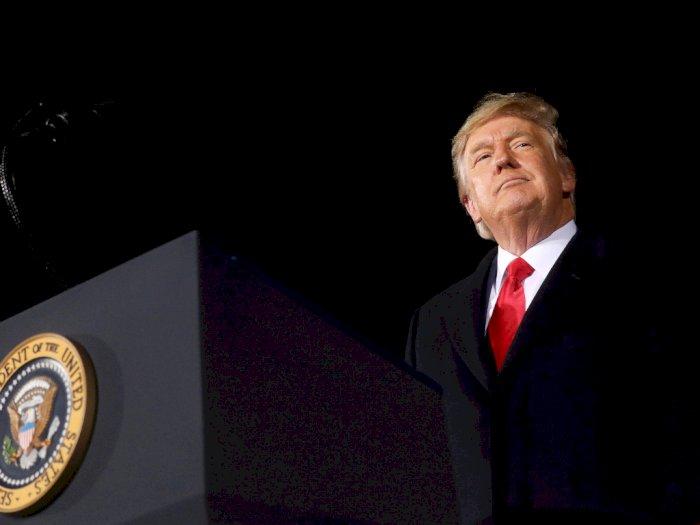 Tunjangan yang Akan Didapatkan Mantan Presiden Trump Ternyata Nilainya Sangat Fantastis