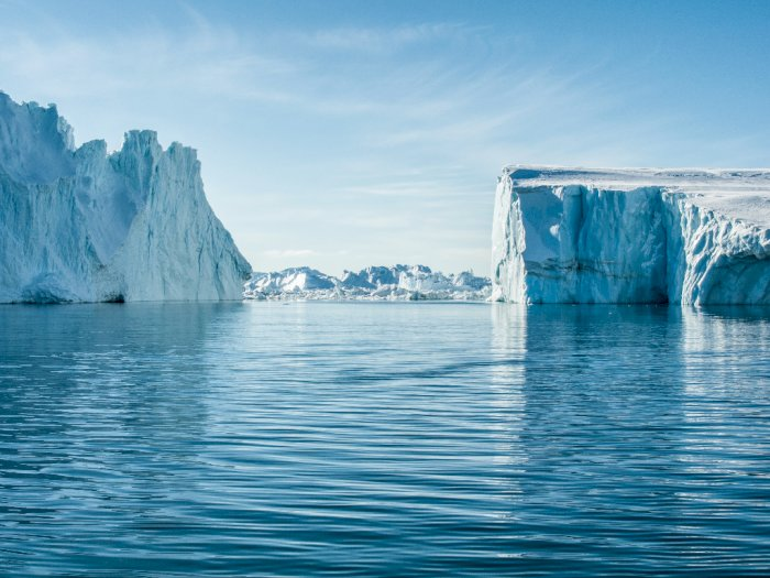 Berita Terkait Dengan Es Di Kutub Mencair Indozone Id