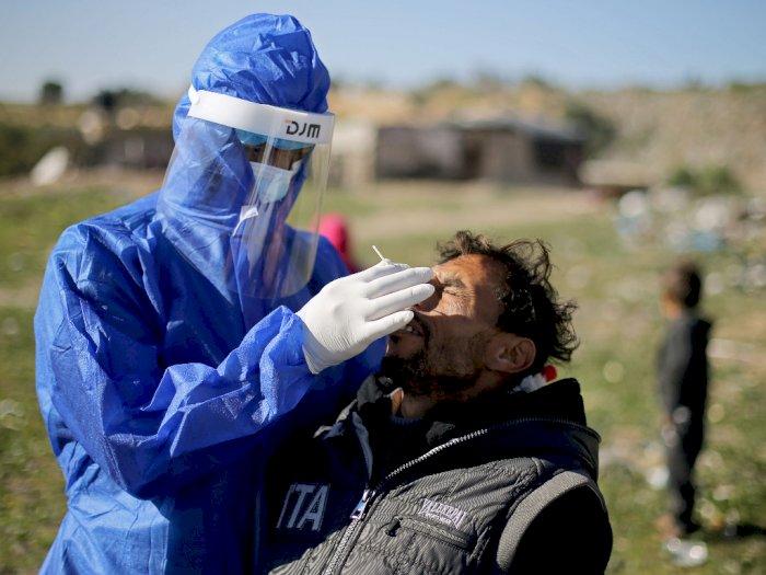 Setelah Terima 20.000 Dosis Vaksin COVID-19, Palestina Mulai Vaksinasi Tenaga Medis