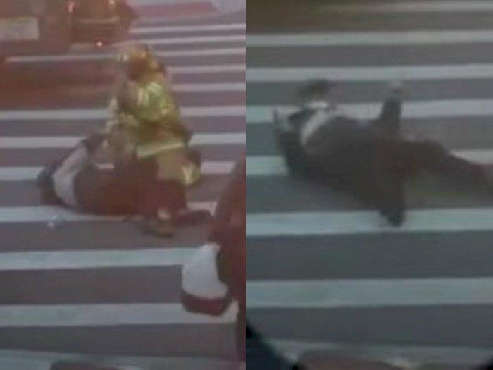 Pria 52 Tahun Ditangkap karena Meraba Petugas Medis, CCTV Justru Menunjukkan Dia 'Kejang'