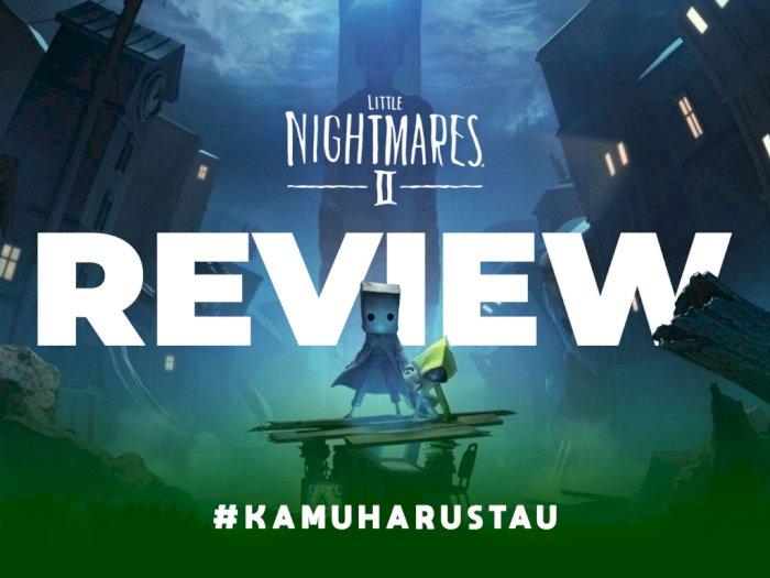 Review Little Nightmares 2, Ceritakan Perjalanan Mono dan Six di Kota Misterius