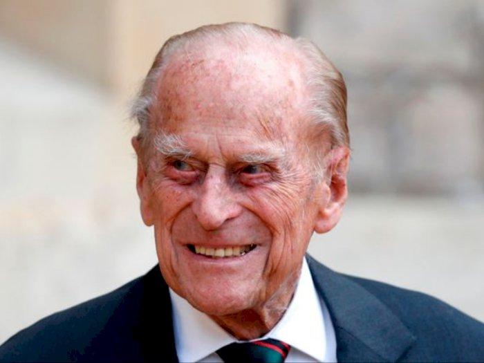 Pangeran Philip Dirawat di Rumah Sakit Selama Beberapa Hari Setelah Merasa Tak Enak Badan