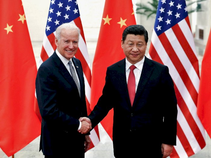 Biden Ancam Sanksi Tiongkok, Dianggap Langgar HAM pada Muslim Uighur